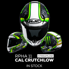 Cal Crutchlow Streamline - Now In Stock
