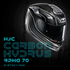 HJC RPHA 70 Carbon Hydrus - In Stock Now