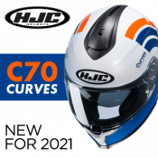 New HJC Curves - Now in Stock!