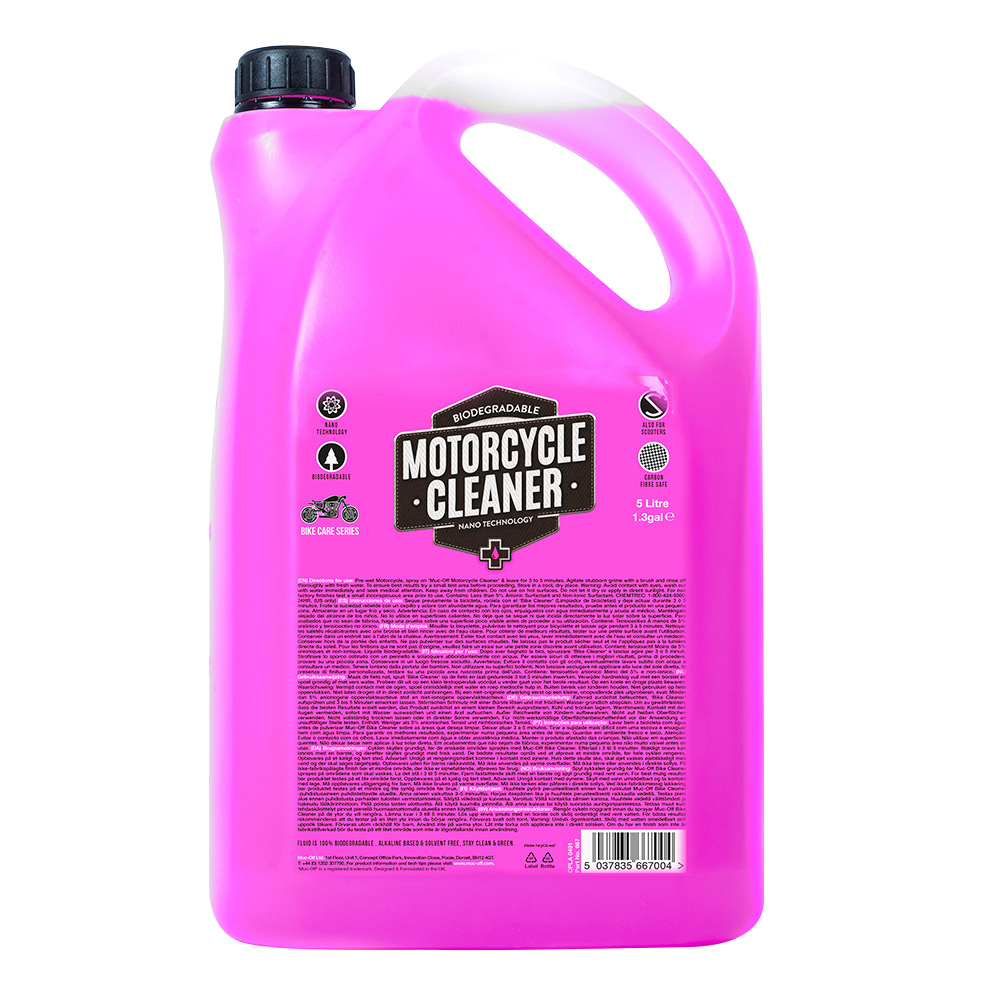 Muc-Off  Nano Tech Cleaner 5L