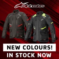 Alpinestars Andes V3 - New Colours