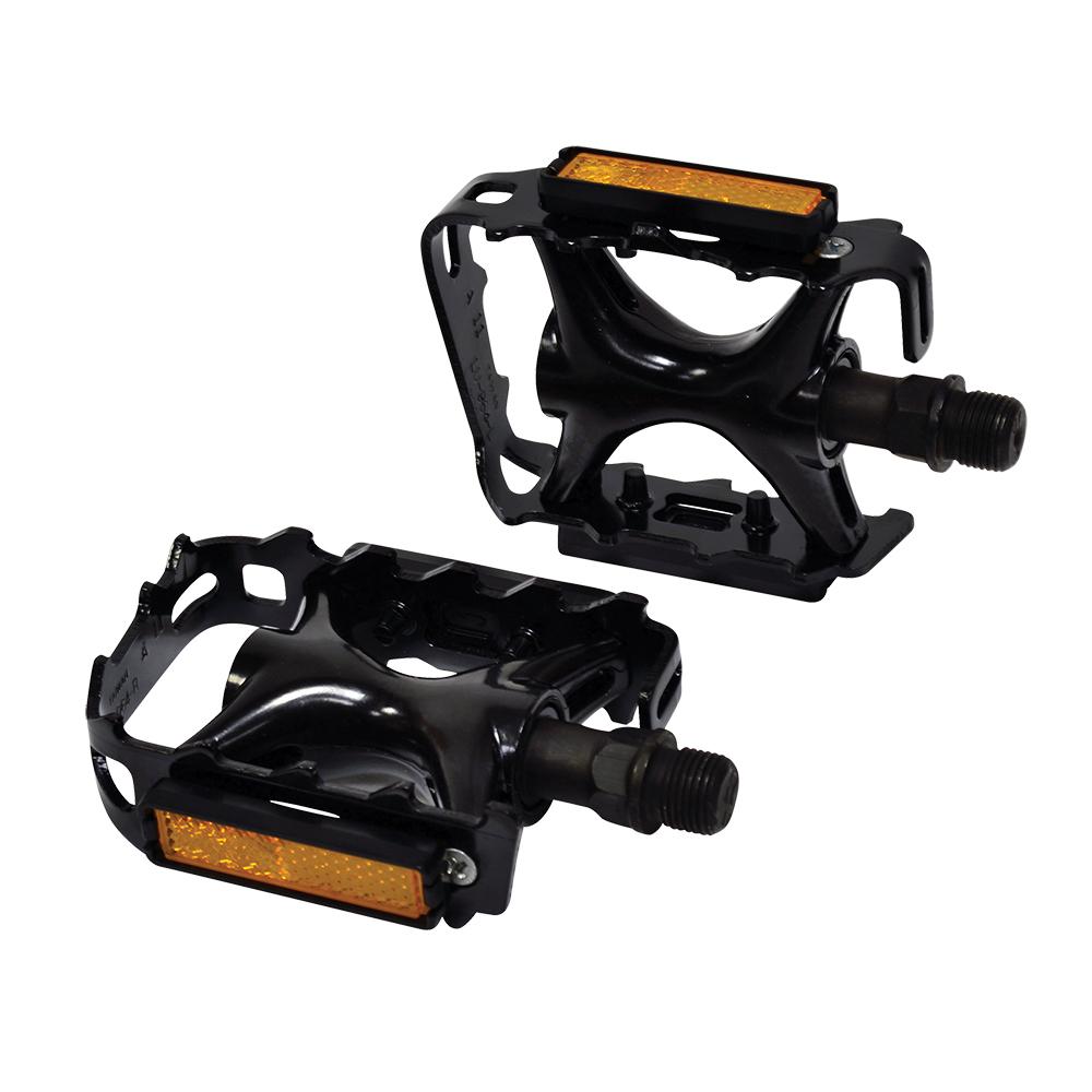 Oxford Wellgo MTB Pedals Alloy 9/16'' - Black