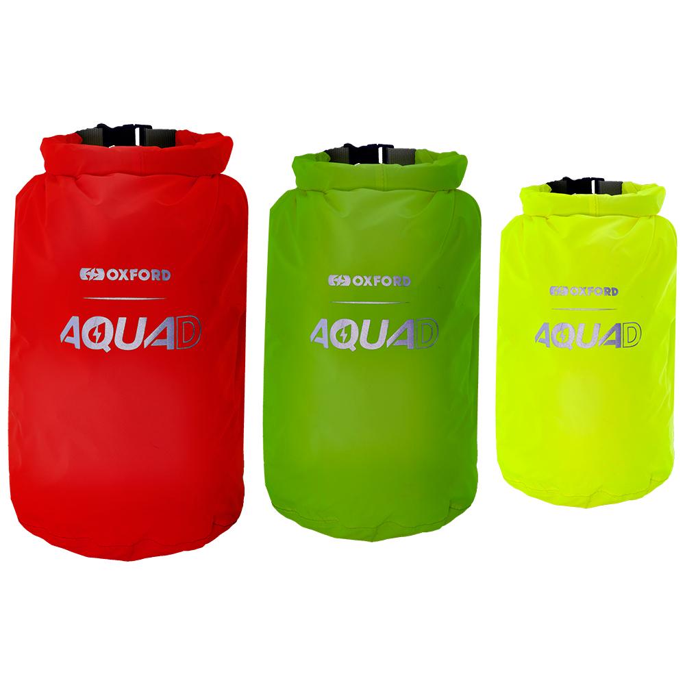 Oxford Aqua D WP Packing Cubes (x3)
