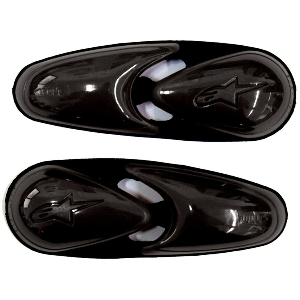 Alpinestars Astars S-MX Plus Toe Slider Black (2011)