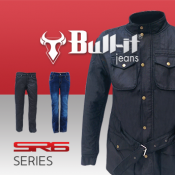 New from Oxford: Bull-It SR6 Series