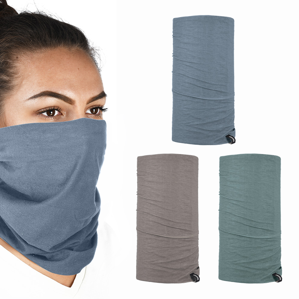 Oxford Grey/Taupe/Kahki Comfy 3-pack