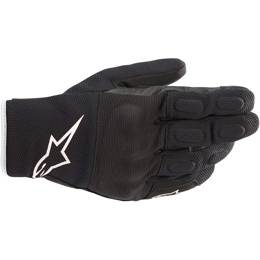 Alpinestars S Max Drystar Gloves Black & White