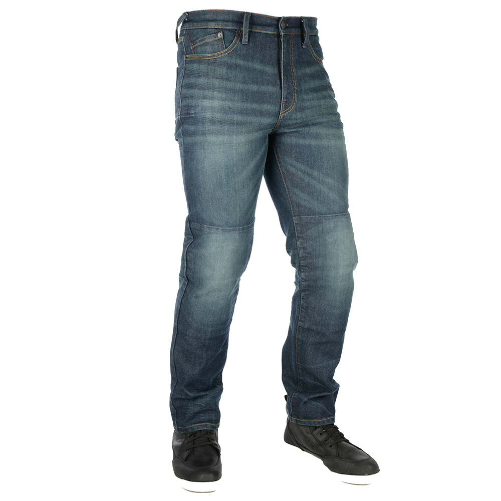 Oxford Original Approved AAA Jean Straight MS 3 Year Blue Regular