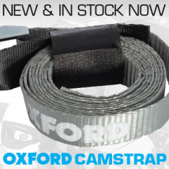 Oxford CamStrap: New & In Stock Now!
