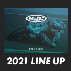 New HJC 2021 Line Up - ready for preorder!