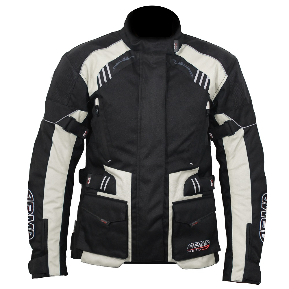 ARMR Kiso 3 Ladies Jacket - Black/Stone