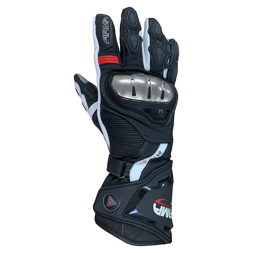ARMR Harada R (S8130) Glove - Black & White