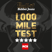Bull-It Bobby - 1000 Mile Test