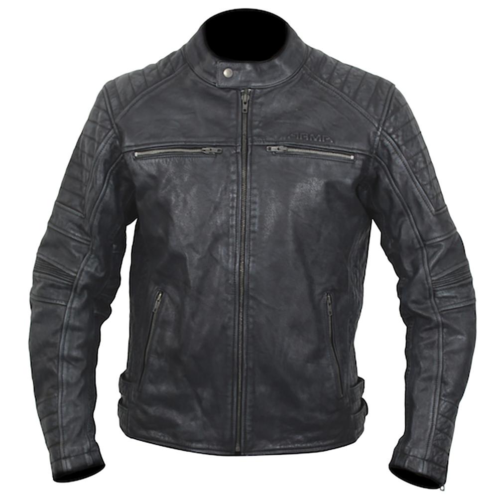 ARMR Retoro Jacket - Black