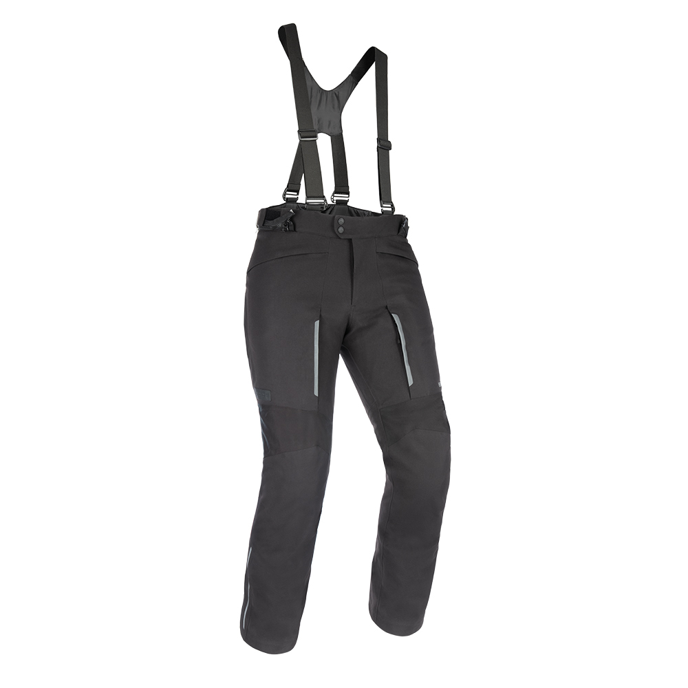 Oxford Hinterland 1.0 MS Pnt Black Short