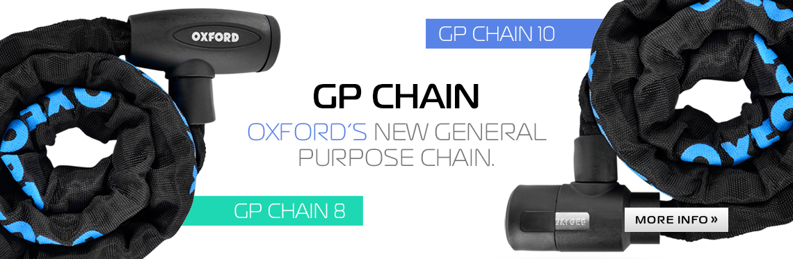 New from Oxford: GP Chain 8 & 10