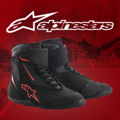 New Alpinestars Fastback 2: Now in Stock!