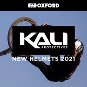 Kali 2021 helmet range has landed!
