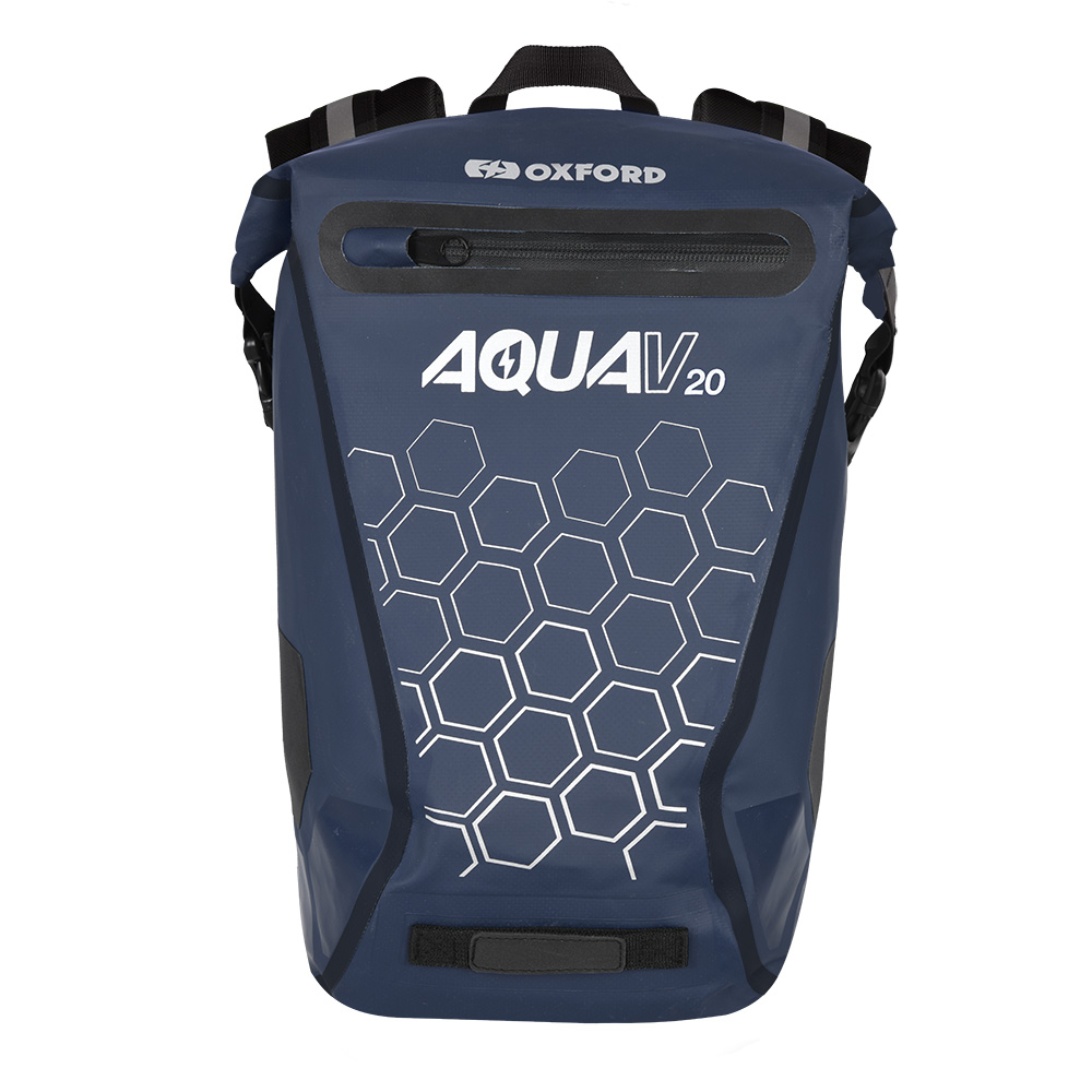 Oxford Aqua V 20 Backpack Navy