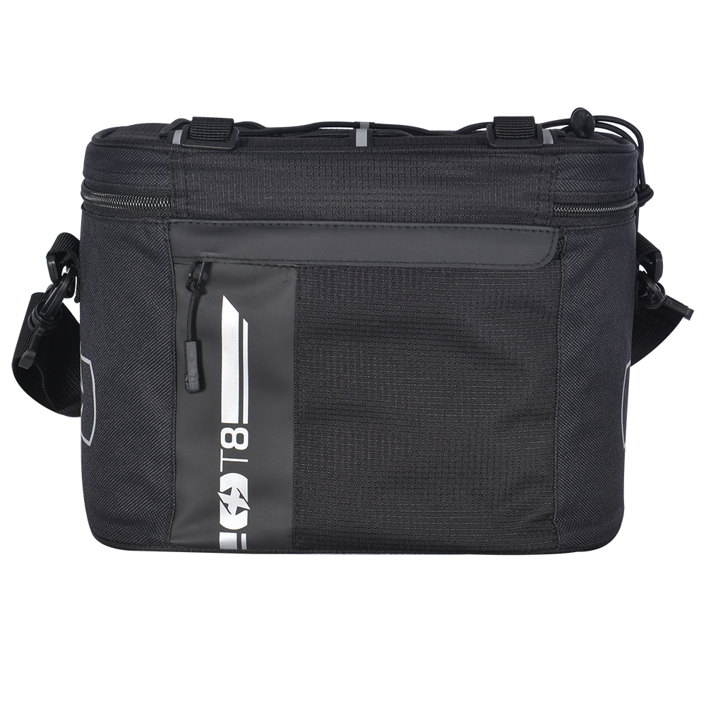 Oxford T8 QR Handlebar Bag 8L
