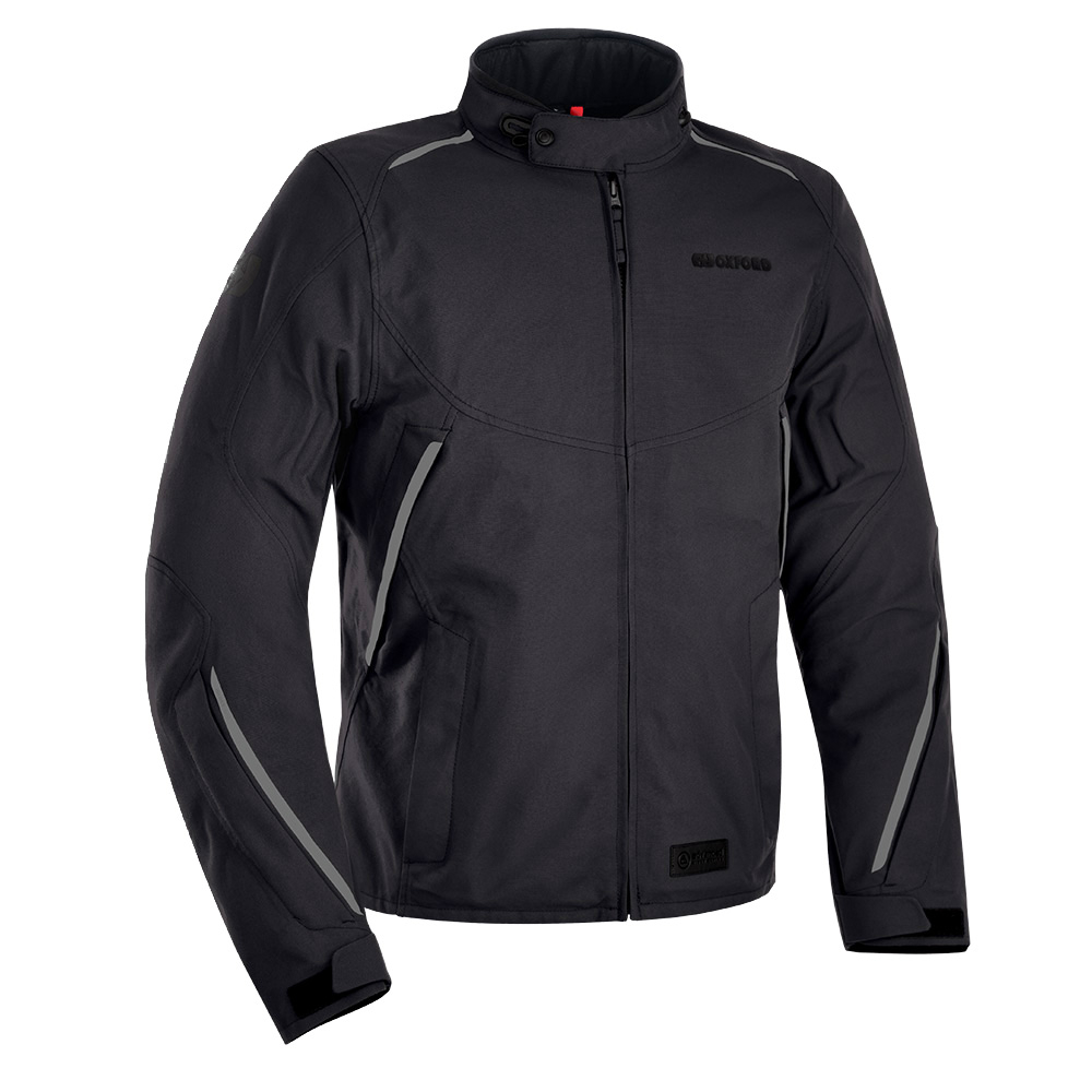 Oxford Hinterland Advanced Jacket Stealth Blk