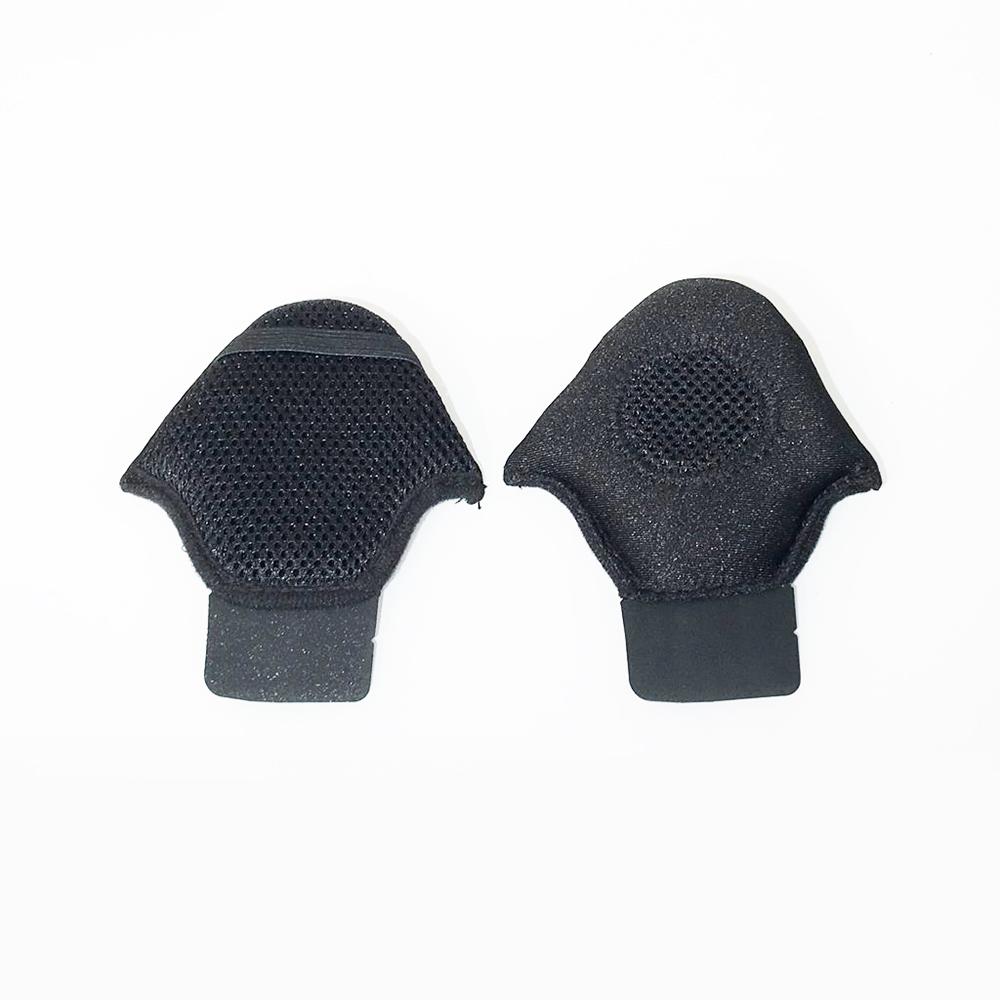 Kali Saha Ear Guard Set Black