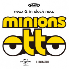 Release your inner Minion - HJC RPHA 11 Otto in stock now!
