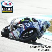 British Superbike   Donington 31 - 2 April 2017