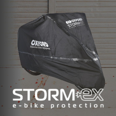 Stormex e-bike Cover - In Stock Now!