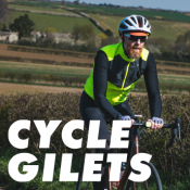 New Cycle Gilets - in stock now!