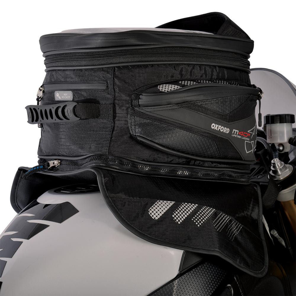 Oxford M40R TANK BAG - BLACK