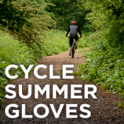 Get a grip - Oxford cycle summer gloves in stock now!