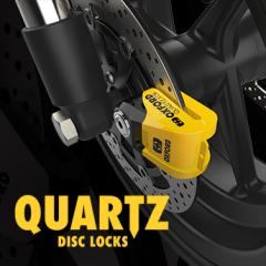 Quartz Disc Locks - in stock now!