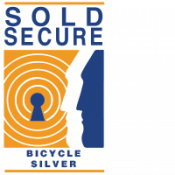 Sold Secure Cycle Silver
