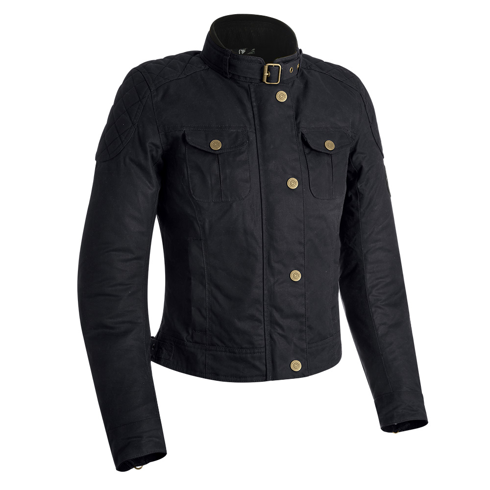 Oxford Holwell 1.0 Women's Jacket Black