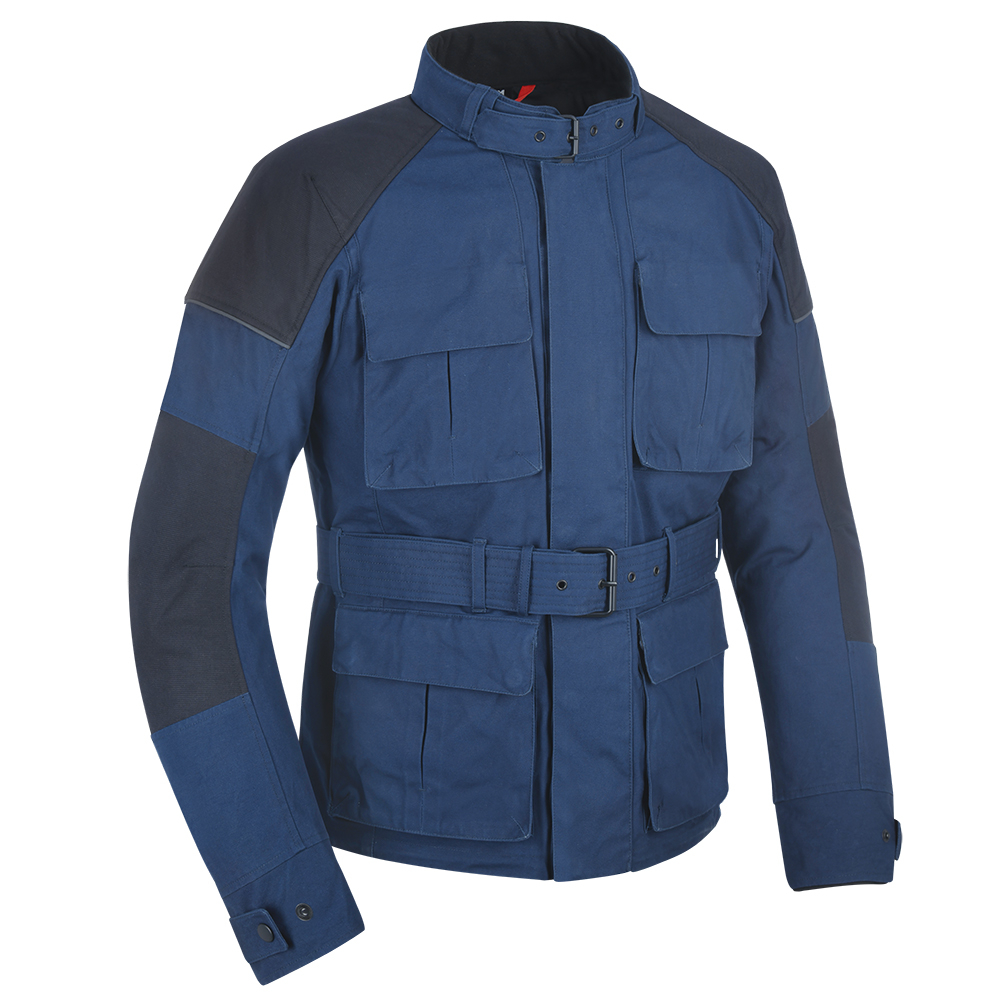 Oxford Heritage Tech 1.0 Jacket Navy