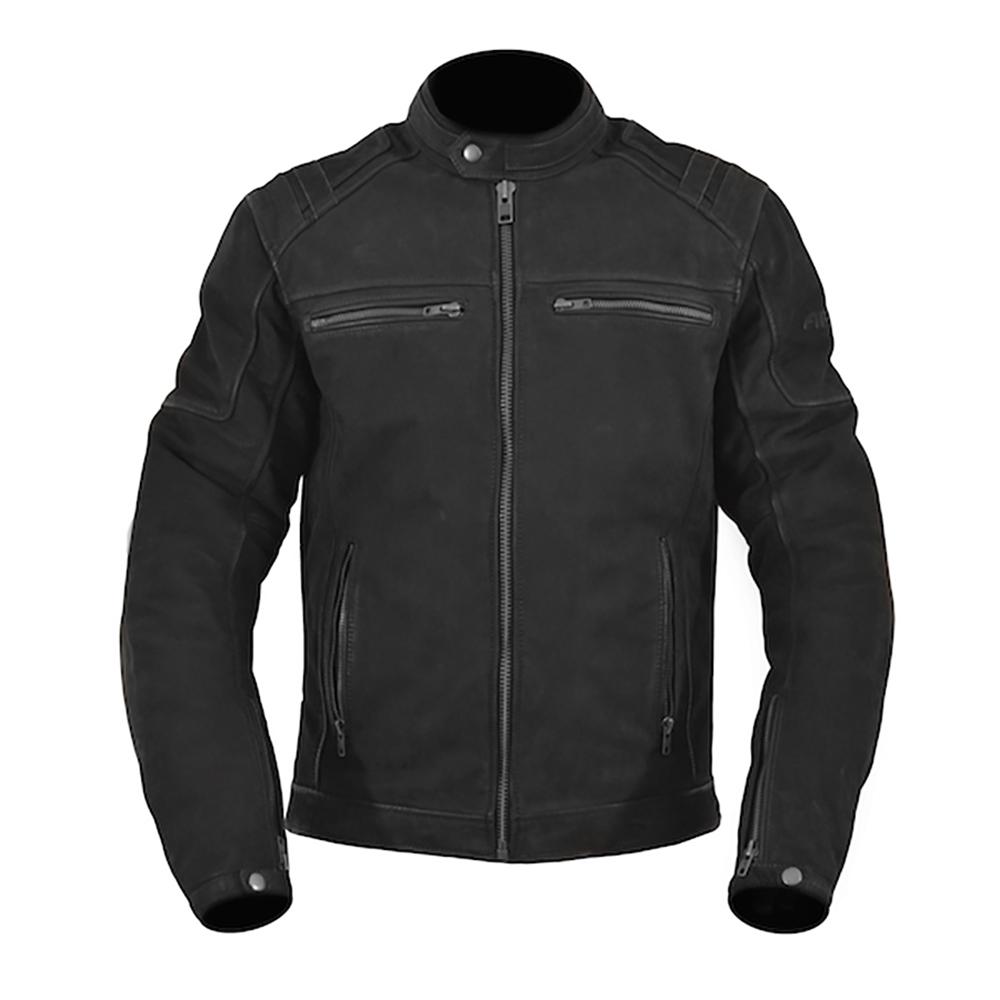 ARMR Nubakku Jacket - Black