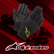 Alpinestars S Max Drystar Gloves - in stock now!