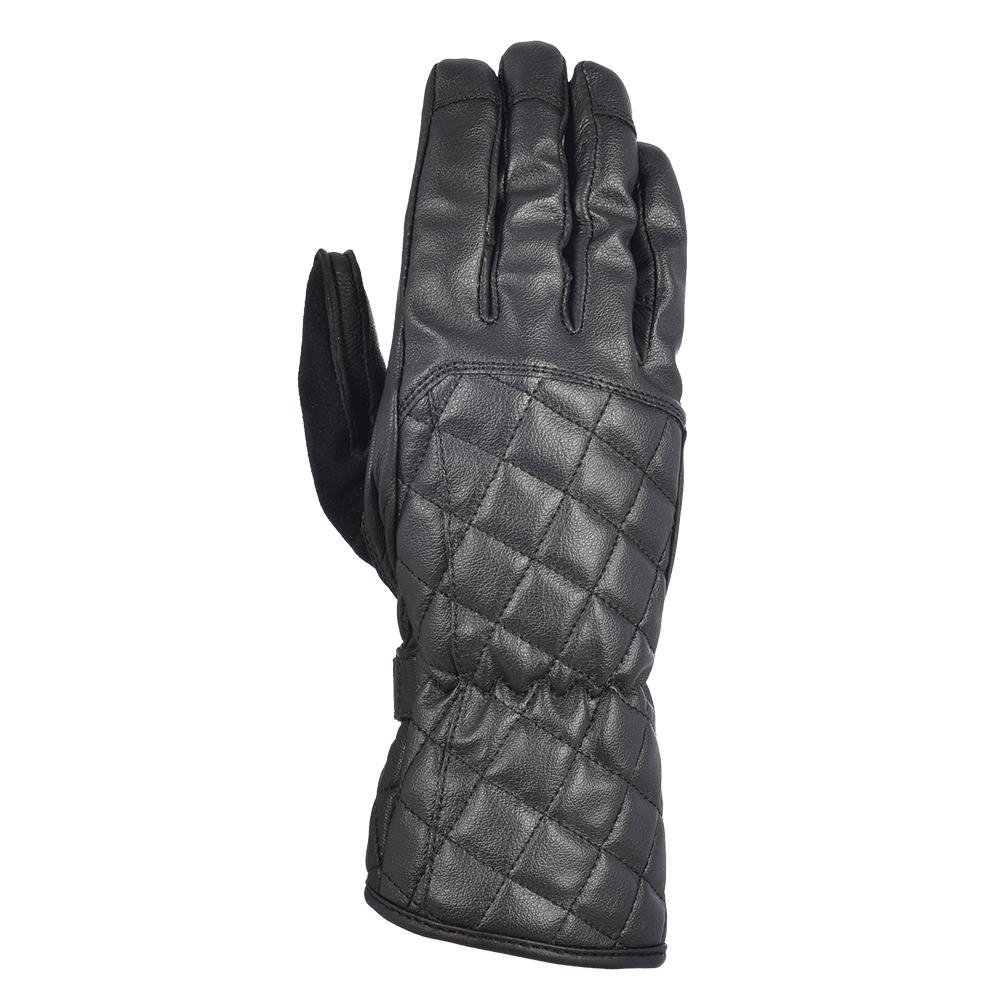 Oxford Somerville Leather Women's Gloves Black