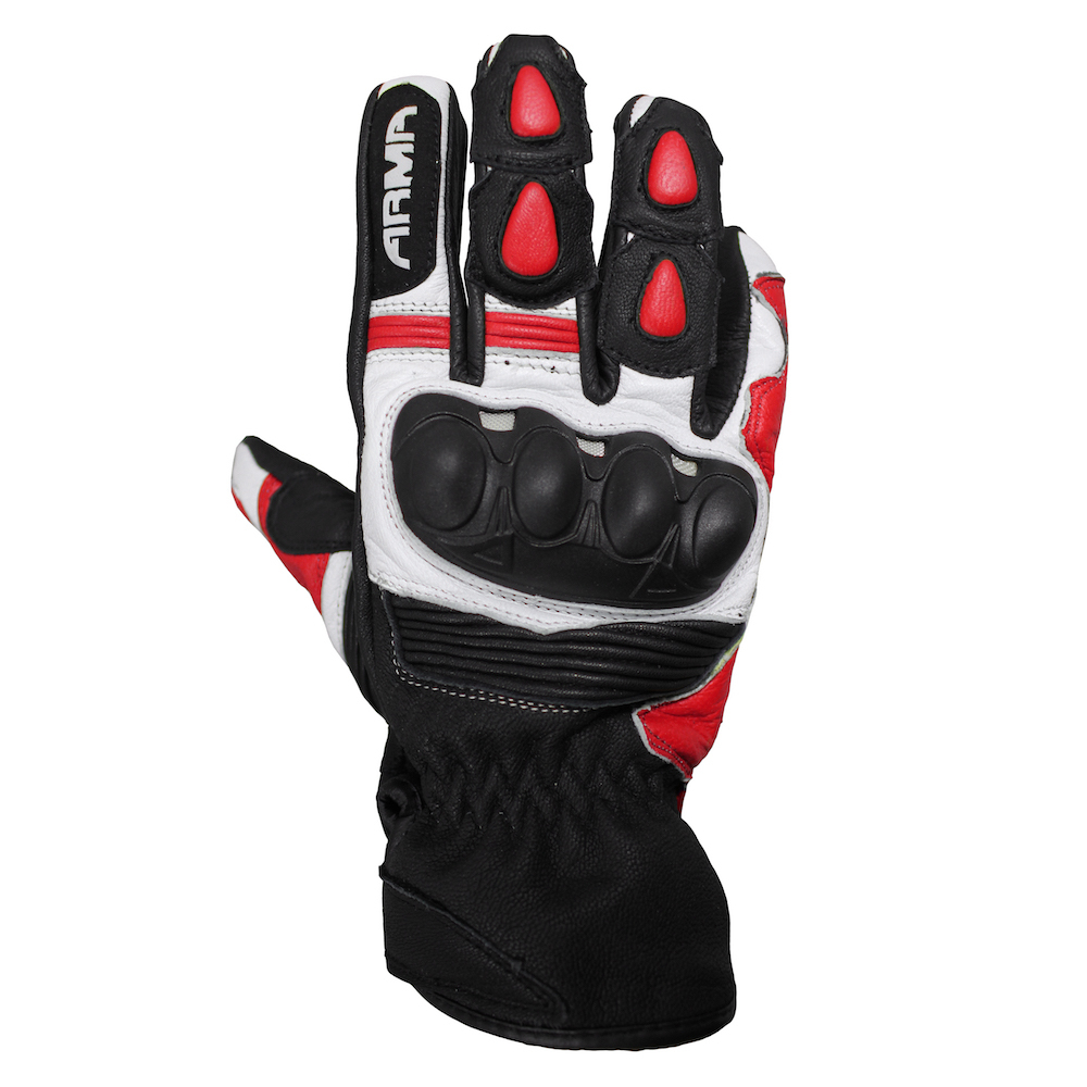 ARMR Eyoshi (SHL840) Glove - Black & Red