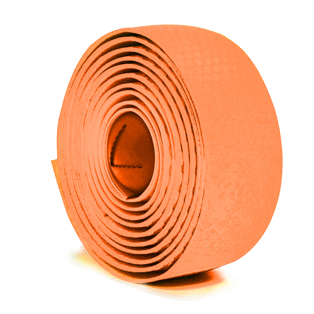 Acros Silicone Wrap Handlebar Tape - Orange