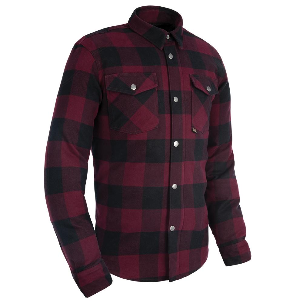 Oxford Kickback 2.0 MS Shirt Red