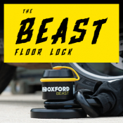 Coming soon… innovative Oxford Beast Floor Lock