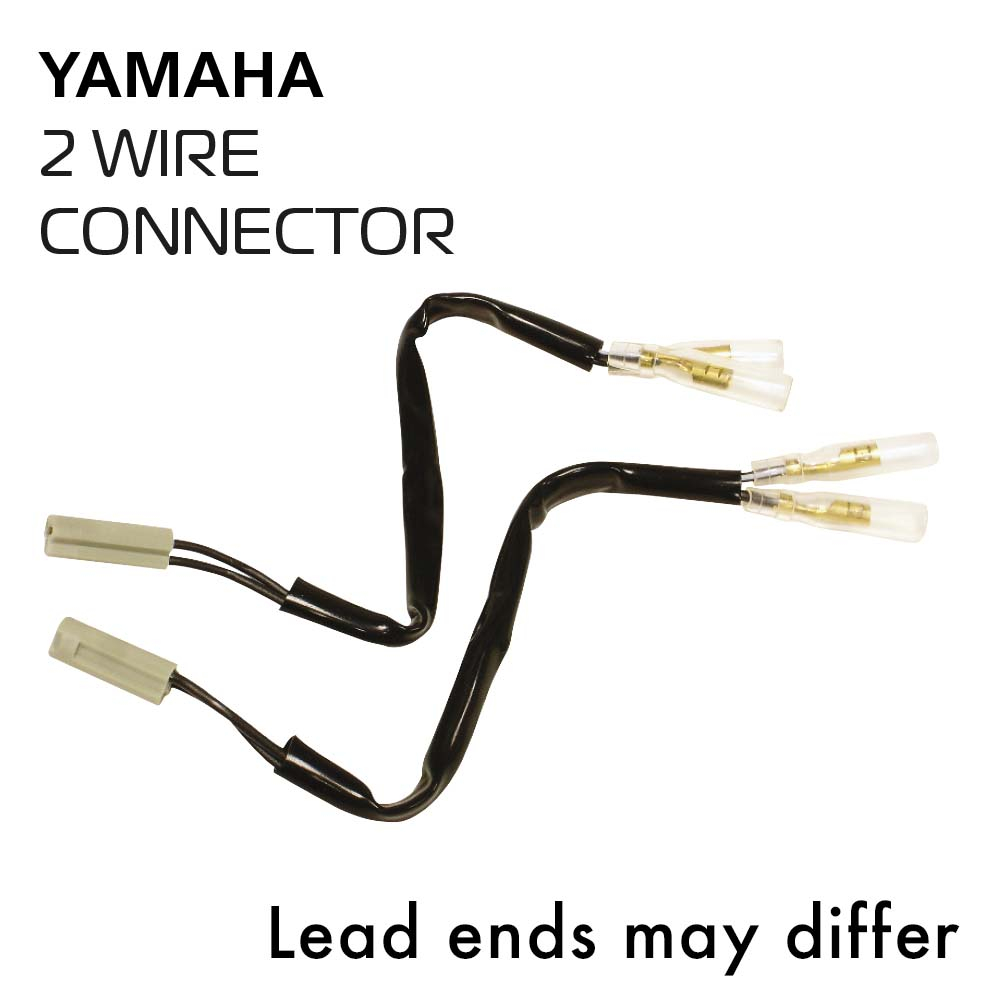 Oxford Indicator Leads Yamaha 2 wire connector