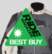 Ride Best Buy – Oxford Montreal jacket in stock now!