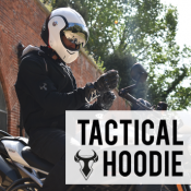 No Ordinary Hoodie - Bull-it tactical hoodie in stock now!