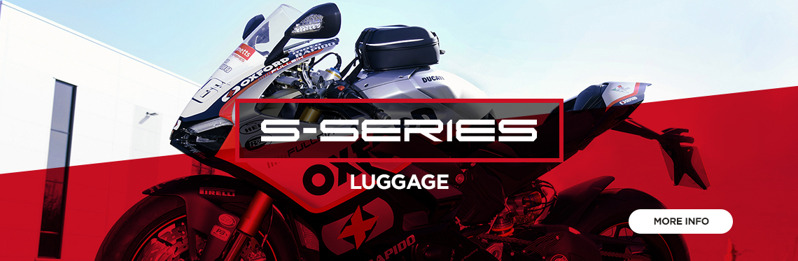S-Series luggage
