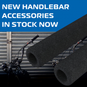 Handlebar Accessories - In Stock Now!