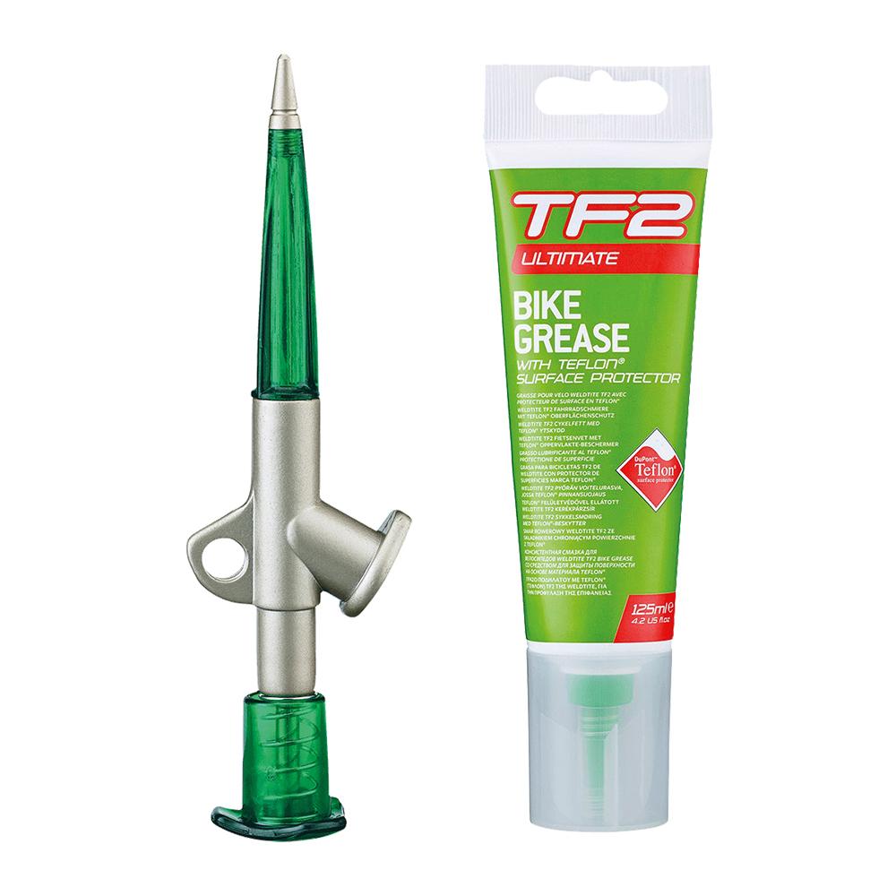 Weldtite TF2 Grease Gun & Grease with Teflon 150ml