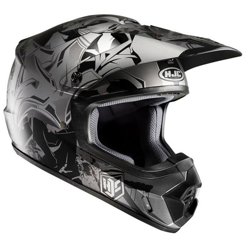 HJC CS-MX II Graffed Black